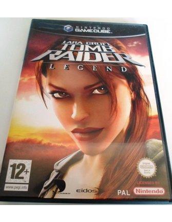 LARA CROFT TOMB RAIDER LEGEND voor Nintendo Gamecube - Frans - Français