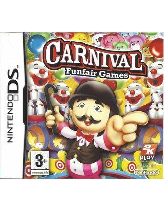 CARNIVAL FUNFAIR GAMES voor Nintendo DS