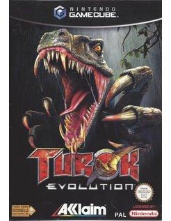 TUROK EVOLUTION voor Nintendo Gamecube