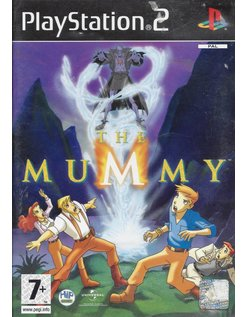 THE MUMMY for Playstation 2