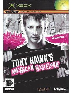 TONY HAWK'S AMERICAN WASTELAND voor Xbox