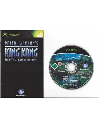 KING KONG voor Xbox