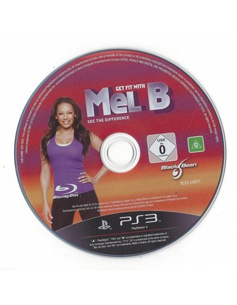 GET FIT WITH MEL B voor Playstation 3 PS3