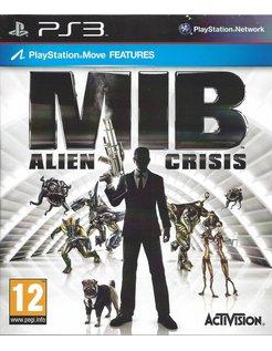 MEN IN BLACK ALIEN CRISIS voor Playstation 3 PS3