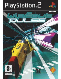 WIPEOUT PULSE für Playstation 2 PS2