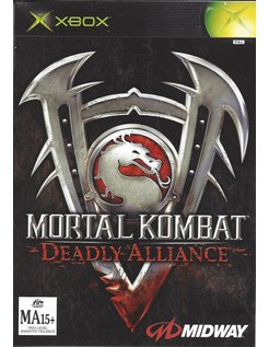 MORTAL KOMBAT DEADLY ALLIANCE voor Xbox