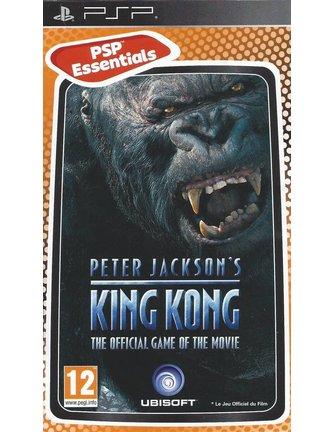 KING KONG voor PSP