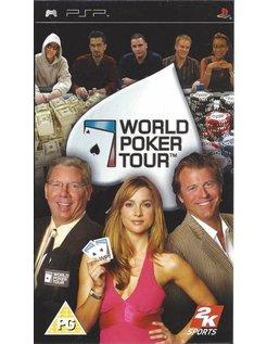 WORLD POKER TOUR voor PSP
