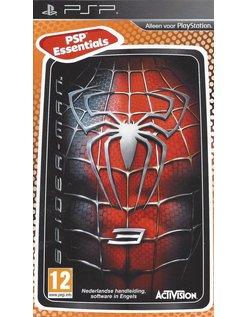 SPIDER-MAN 3 voor PSP