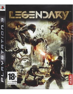 LEGENDARY for Playstation 3 PS3