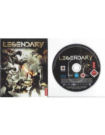 LEGENDARY voor Playstation 3 PS3