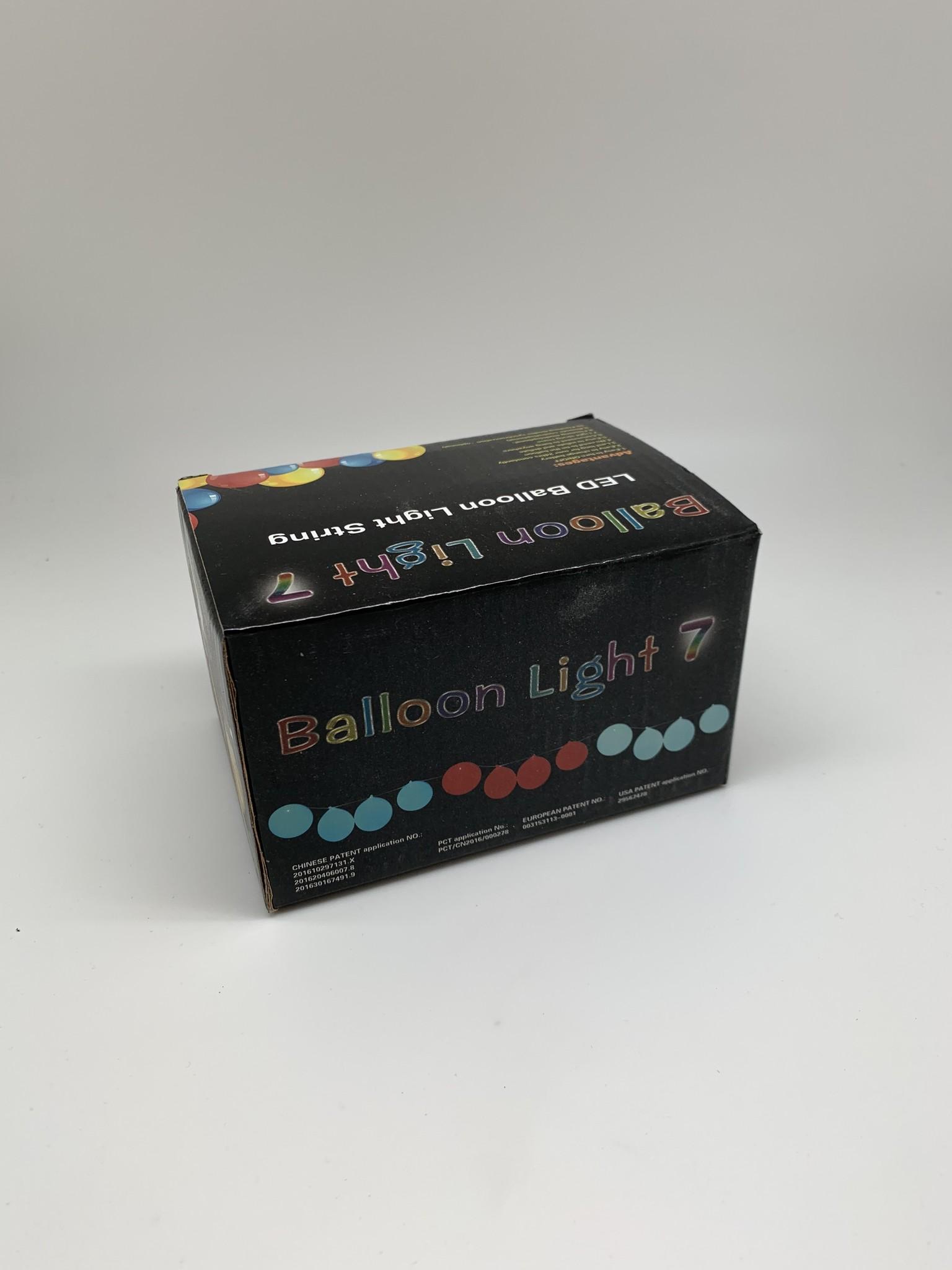 Ballon Lichterkette