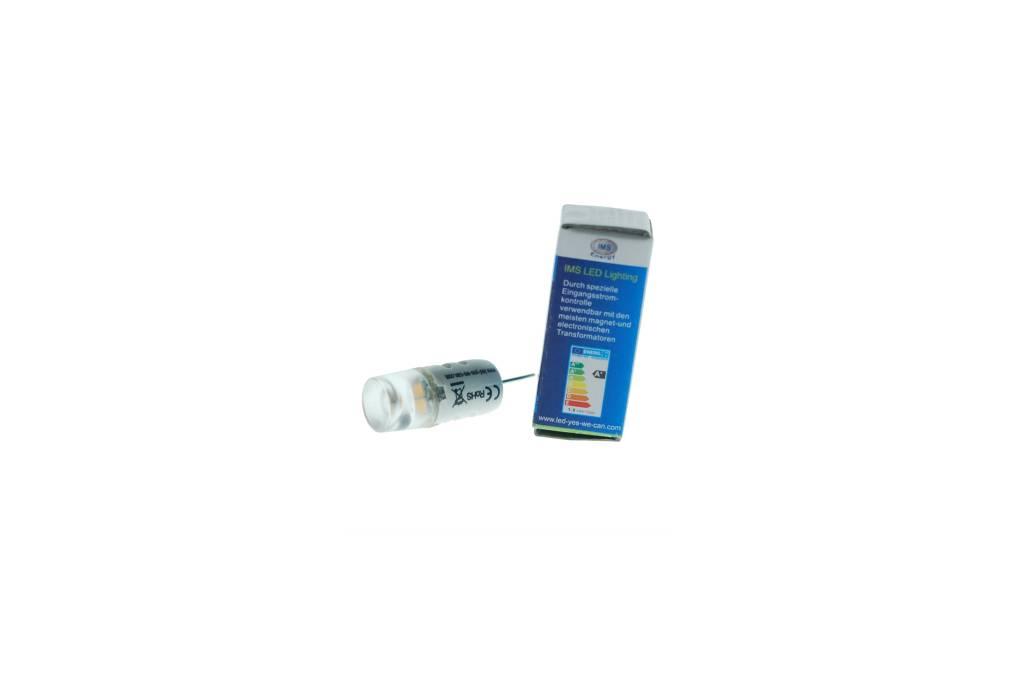 5x LED G4 Halogen-Ersatz 1.5 Watt warmweiß