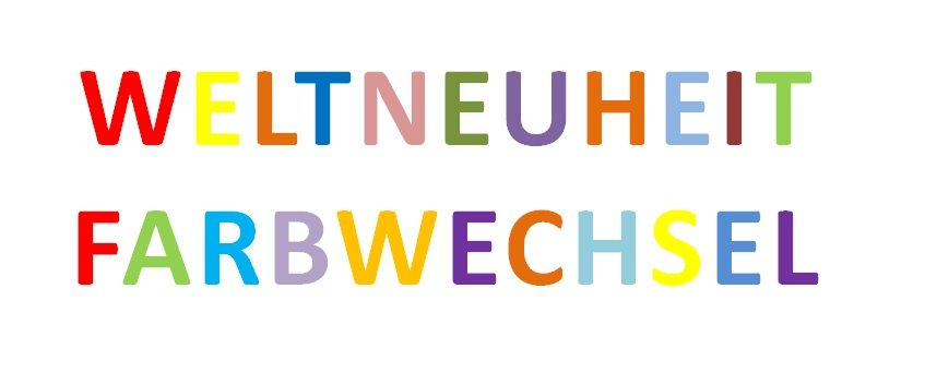 """""""Magic Straw"""" Trinkhalme mit Farbwechsel"""