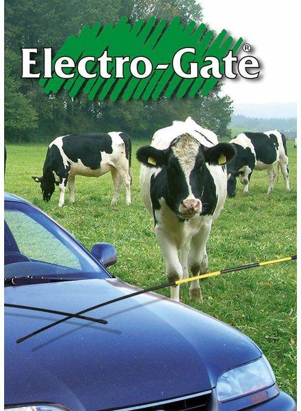 Euroguard Elektro Viehschranke Electro Gate