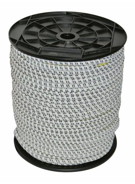 Euroguard Gummi Elektroseil Niro 25 m