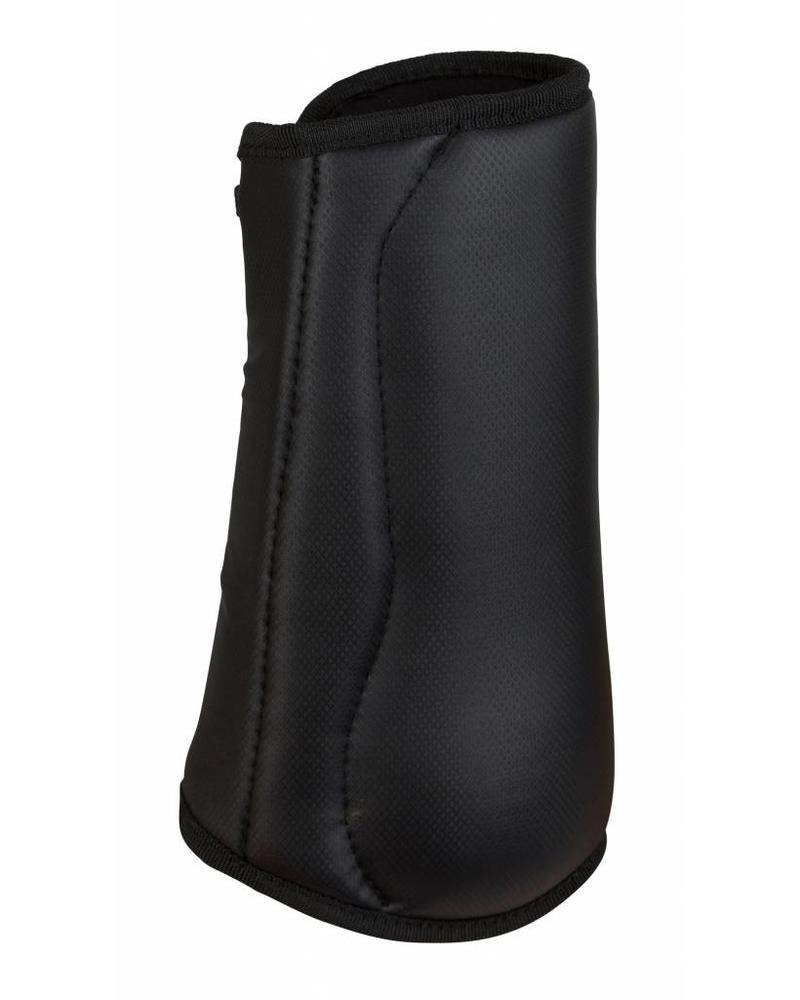 Dressurgamaschen schwarz, WB, paarweise, hinten