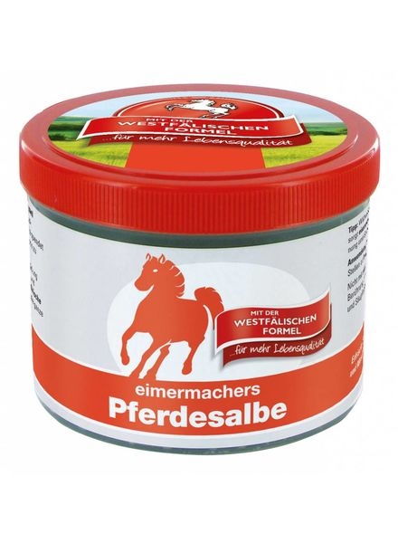 Eimermachers Pferdesalbe 500ml