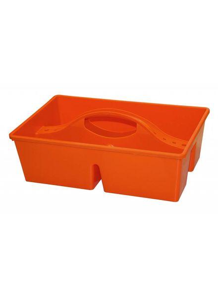 Putzkasten offen, orange