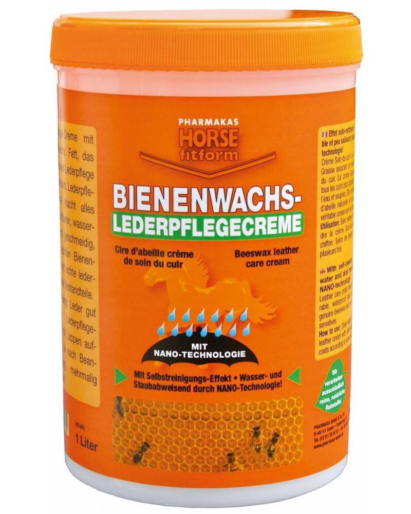 Bienenwachs-Lederpflege- creme 450 ml
