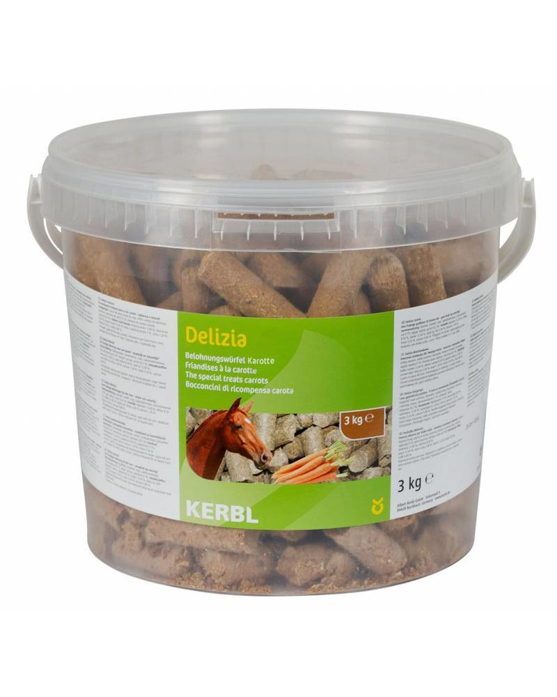 Delizia Sweeties Karotte 3 kg