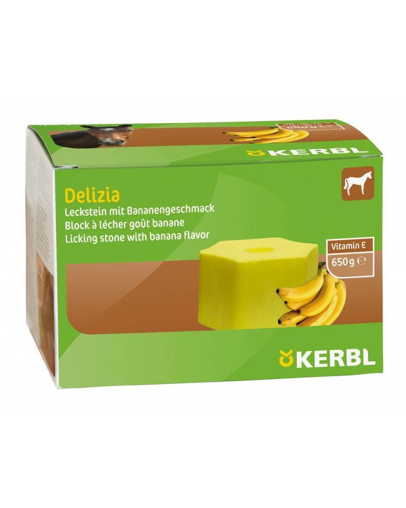 Delizia Leckstein Nachfüller Bananengeschmack