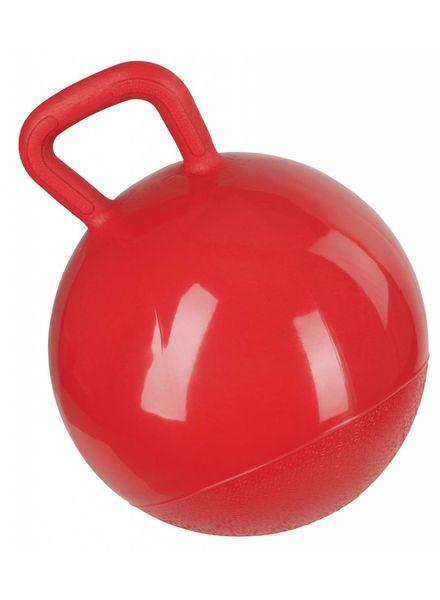 Spielball f. Pferde, rot, 25cm