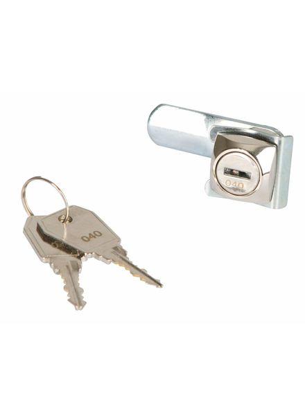 Ersatzschloss mit Schlüssel