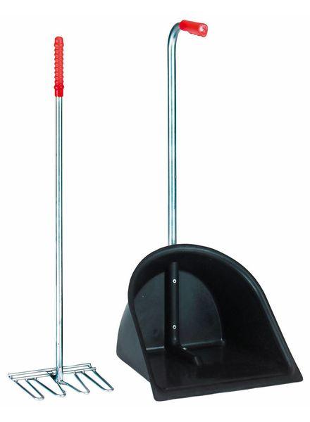 Mistboy schwarz 75cm, komplett