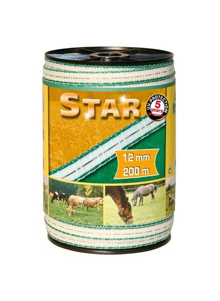 Euroguard STAR Weidezaunbänder 200m, 12 mm