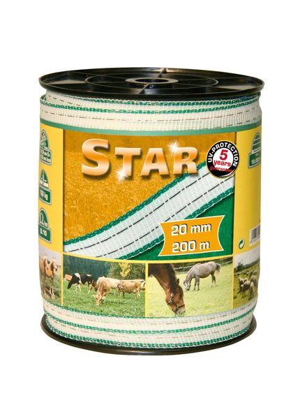 Euroguard STAR Weidezaunbänder 200, 20mm