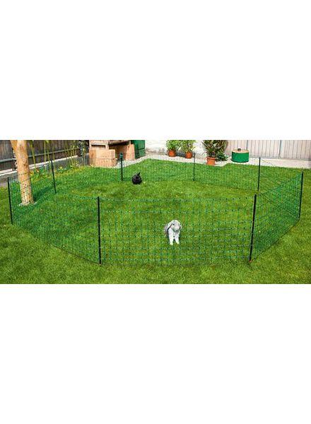 Euroguard Kaninchennetz  grün,alle Längen Doppel oder Einzelspitze