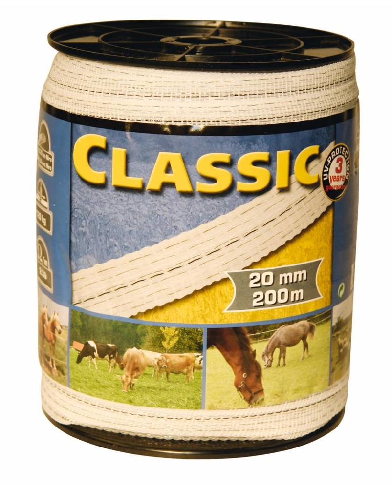 Euroguard Classic Weidezaunband, 10mm