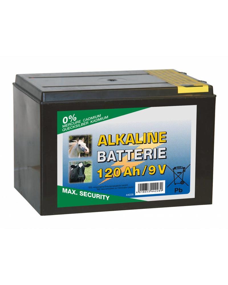 Euroguard Alkaline-Batterie 120Ah