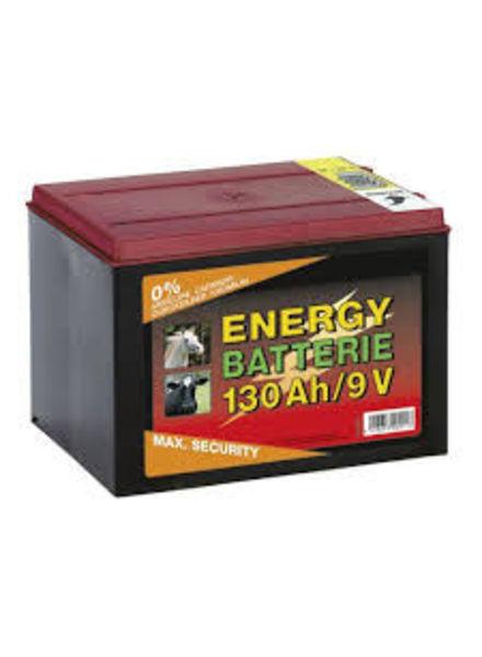 Euroguard Trockenbatterie Zink-Kohle 9 Volt 130 AH
