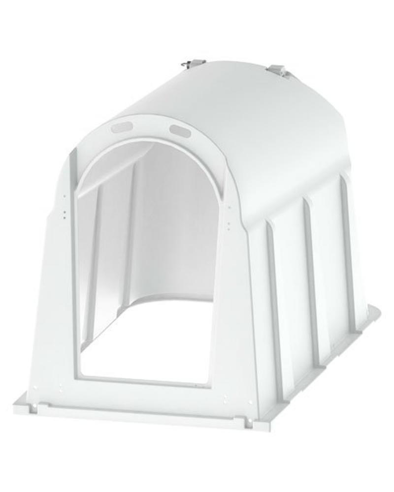 CalfHouse PE UV+Umzäunung