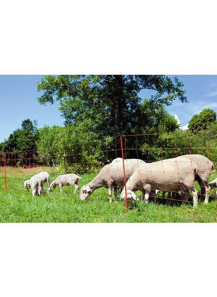 OviNet orange Schafnetz 90cm oder 108cm