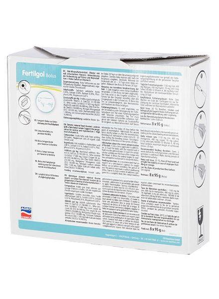 Fertilgol Bolus 95 g 8 Stk Packung