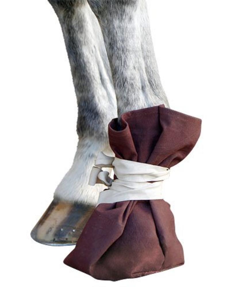 Behandlungsschuh für Hufe und Klauen