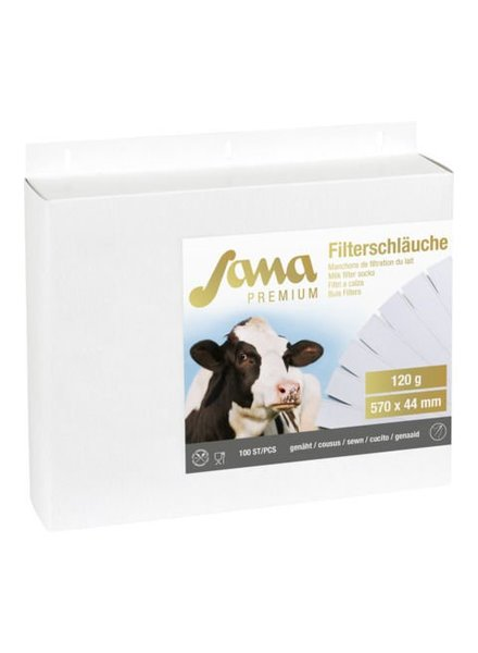 Sana Premium Milchfilter 120g