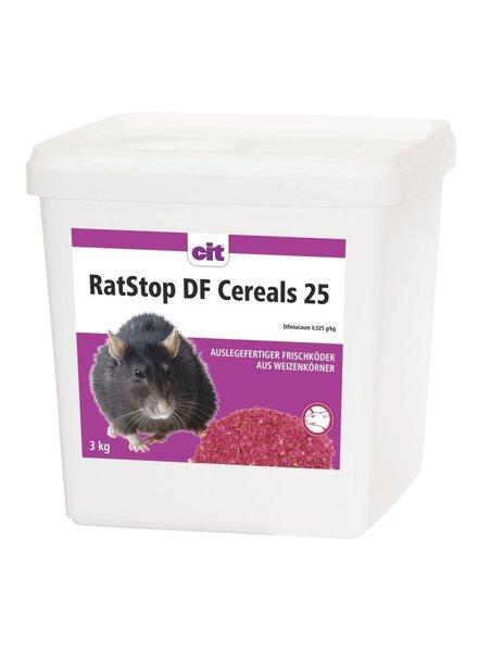 cit RatStop DF Cereal 25 *
