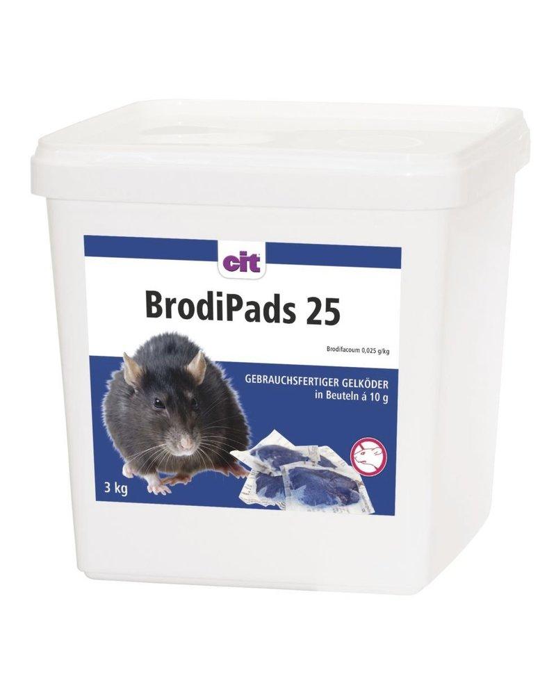 BrodiPads 25 *