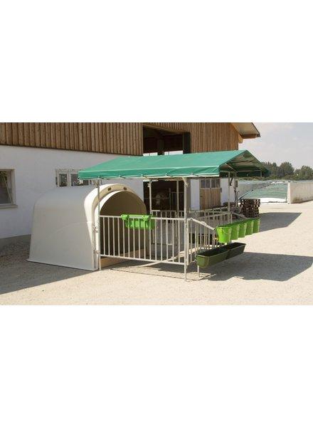 Vordach für CalfHouse Premium 4/5