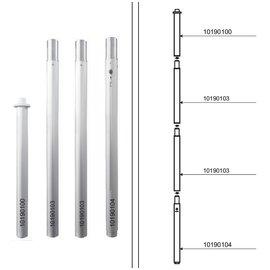 Pole heavy duty (100mm diam) - ST15