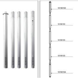 Pole heavy duty (100mm diam) - ST80