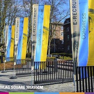 Flag square 385-65 - (Standard 110g/m2)