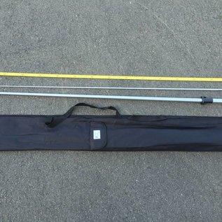 Pole: Flag Drop 210cm - fiber