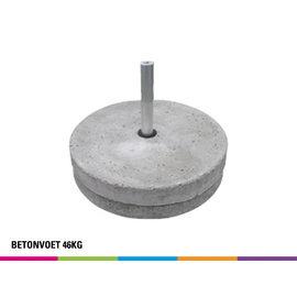 Concrete base 46KG