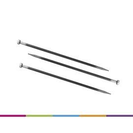 Ground stake standard : 75 cm x 22mm