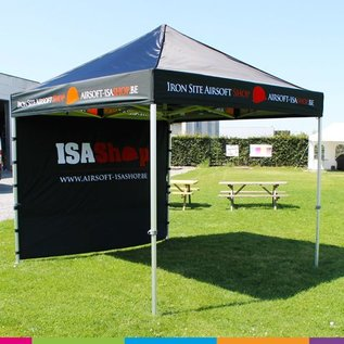 Cover 3X3M only valance printed
